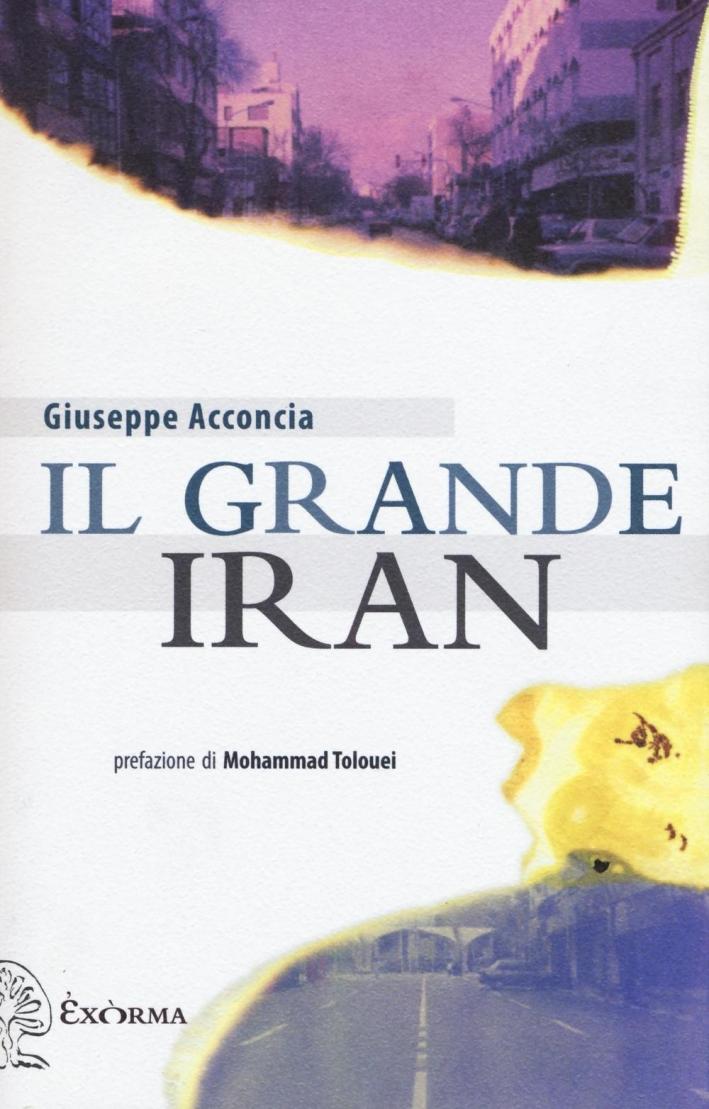 Il grande Iran.