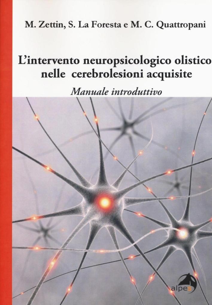 L'intervento neuropsicologico olistico nelle cerebrolesi.