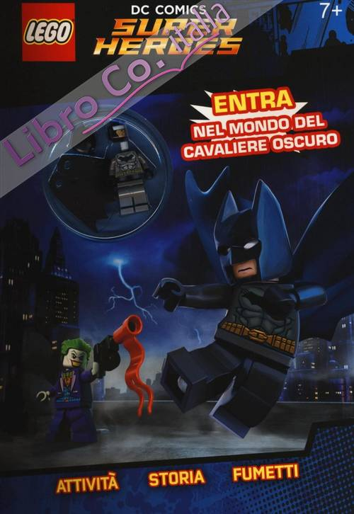 Batman. Lego DC Comics.