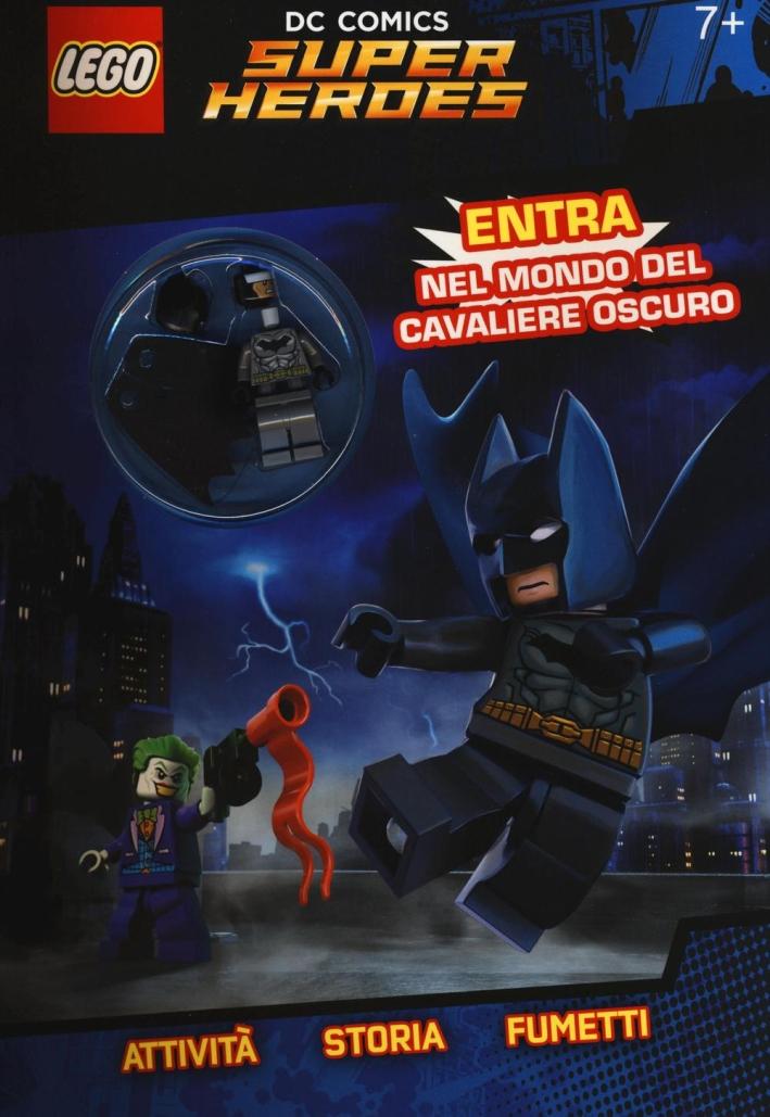 Batman. Lego DC Comics super heroes. Ediz. illustrata. Con gadget