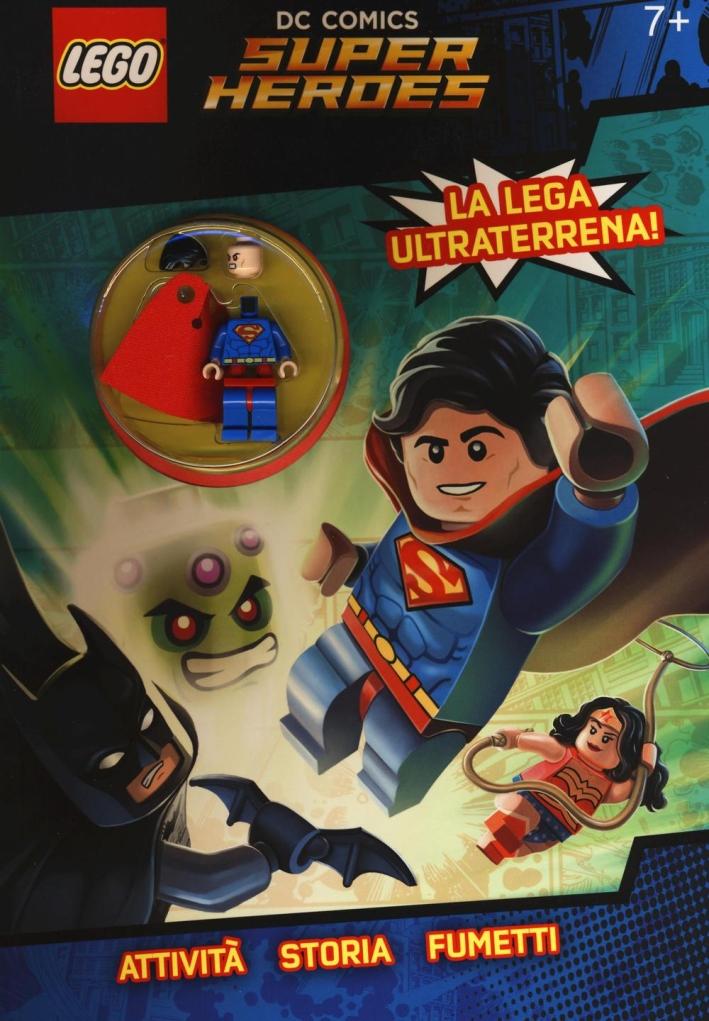 Superman. Lego DC Comics super heroes. Ediz. illustrata. Con gadget