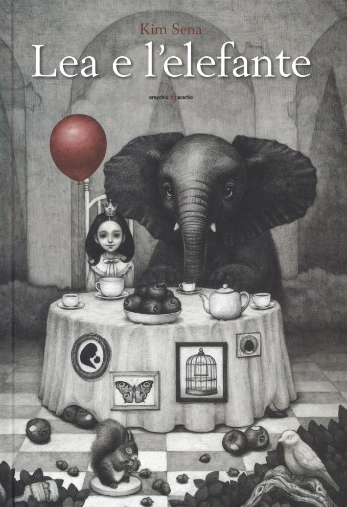 Lea e l'elefante.