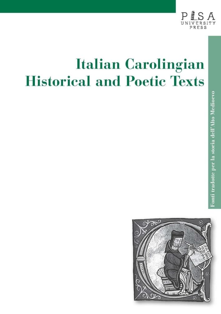 Italian carolingian historical texts.