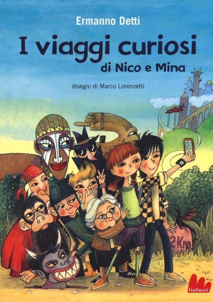 I Viaggi Curiosi di Nico e Mina.
