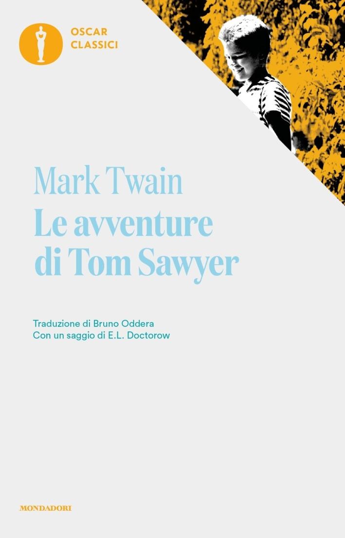 Le avventura di Tom Sawyer.