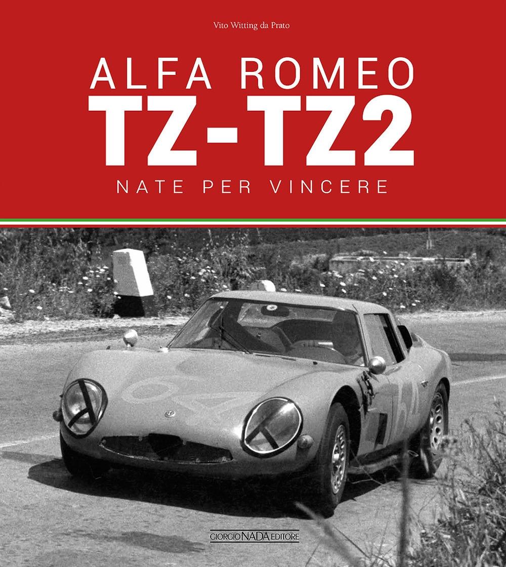 Alfa Romeo tz-tz2 nate per vincere.