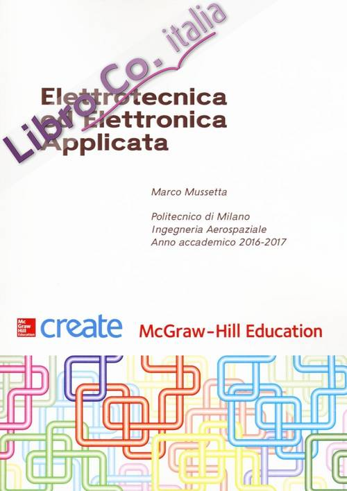 Elettrotecnica ed elettronica applicata.