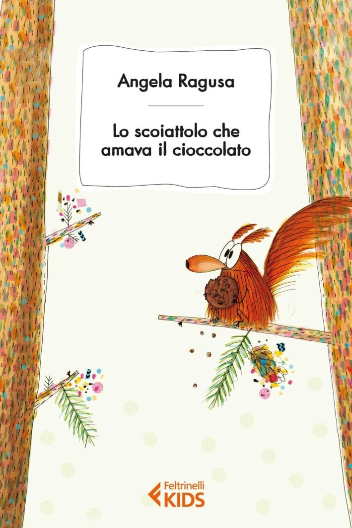 Lo scoiattolo cha amava il cioccolato.