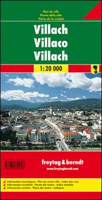 Villach 1:20.000.