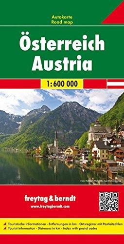 Austria 1:600.000.