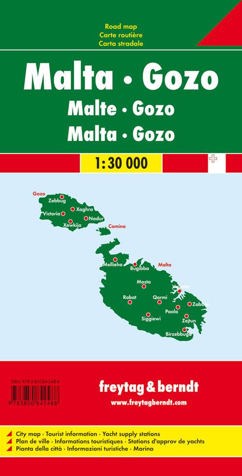 Malta 1:30.000.
