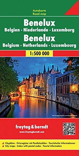 Benelux 1:500.000