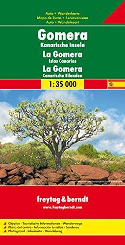 Gomera 1:35.000