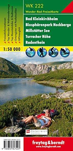 Bad Kleinkirchheim 1:50.000.