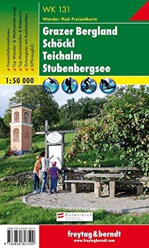 Grazer Bergland 1:50.000.