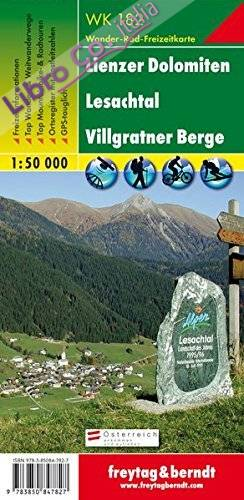 Lienzer Dolomiten 1:50.000.