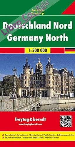 Germania Nord 1:500.000