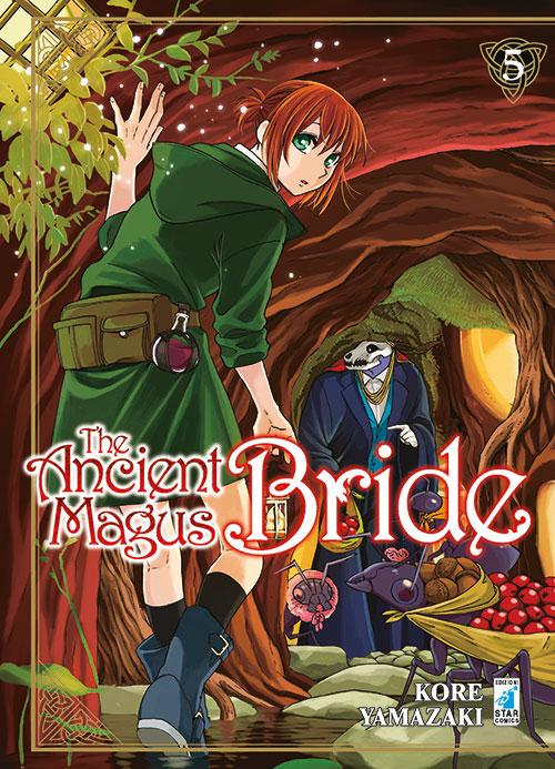 The ancient magus bride. Vol. 5.