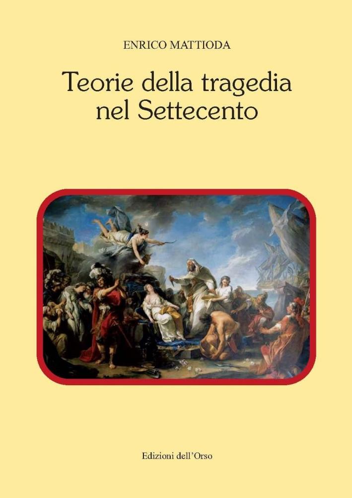 Teorie della tragedia nel settecento