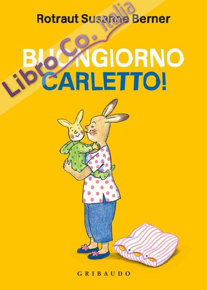 Buongiorno Carletto!