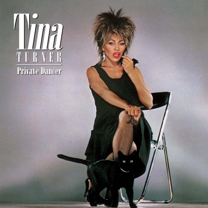Tina Turner. Private Dancer. CD.