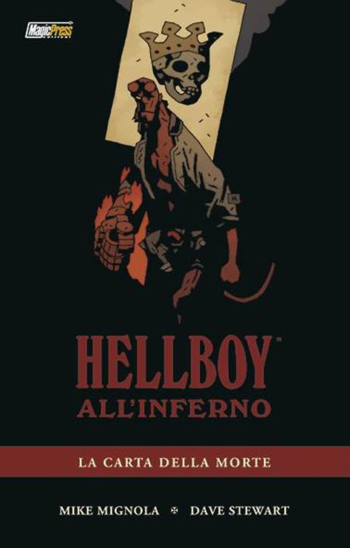 L acarta della morte. Hellboy all'inferno. Vol. 2
