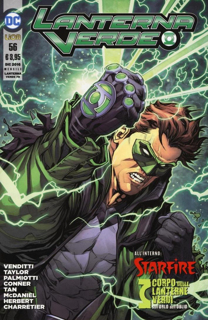 Lanterna verde. Nuova serie 78. Vol. 56