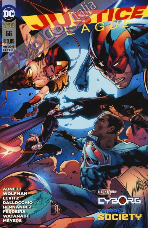 Justice league. Vol. 56
