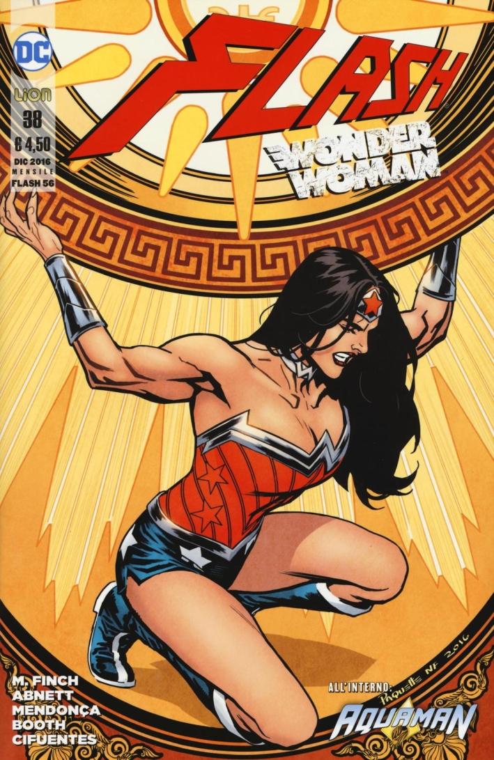 Flash. Wonder woman. Vol. 38