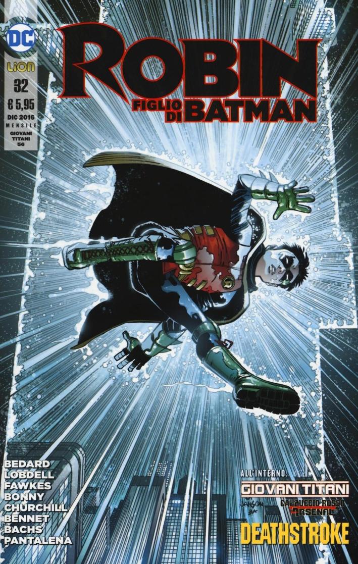 Robin figlio di Batman. Giovani titani. Vol. 32