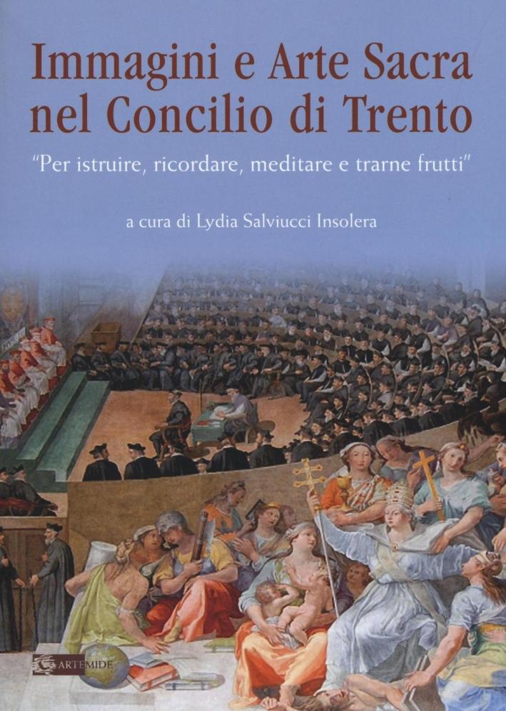 Immagini e arte sacra dopo il concilio di Trento.