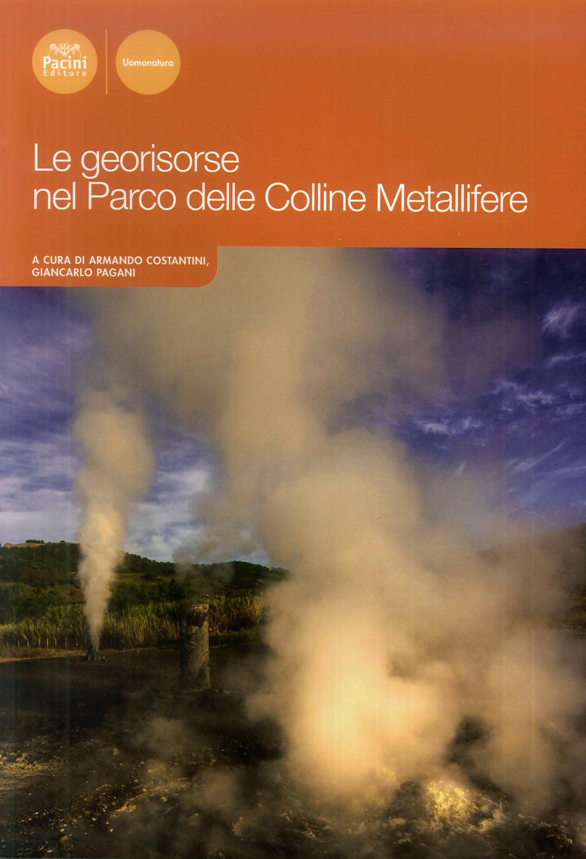 Minerali e georisorse nel Parco delle colline metallifere