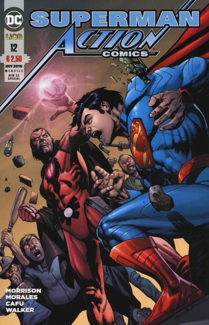 Superman. Action comics. Vol. 12