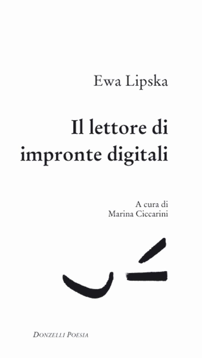 Il lettore di impronte digitali