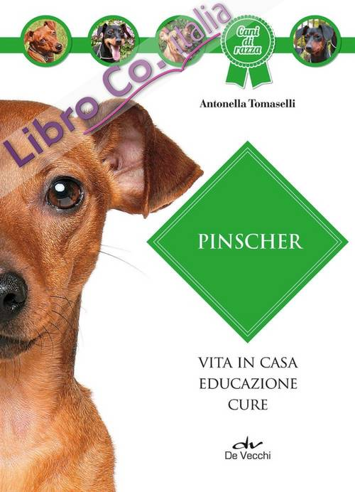 Pinscher. Ediz. illustrata