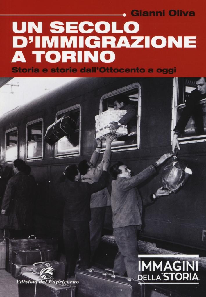 Un secolo di immigrazione a Torino. Storia e storie dall'Ottocento a oggi. Ediz. a colori
