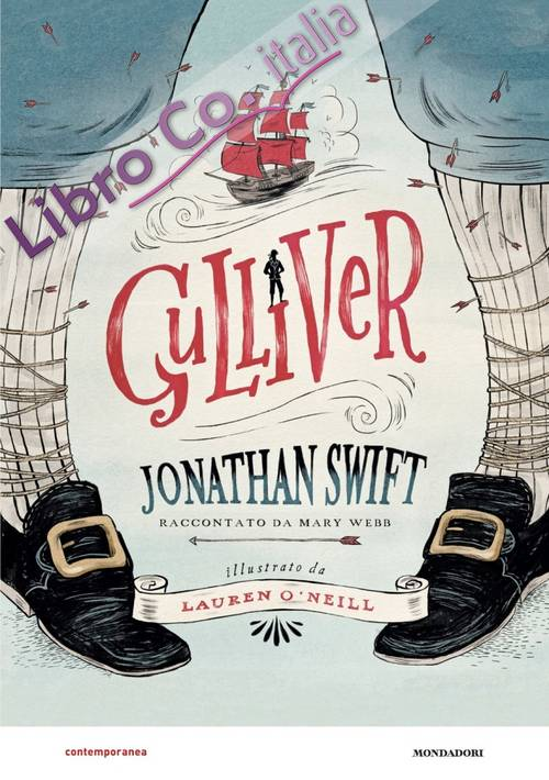 Gulliver da Jonathan Swift