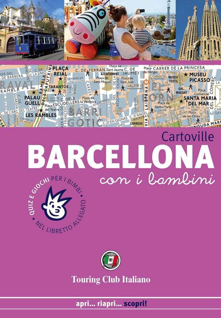 Barcellona con i bambini
