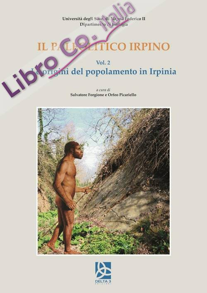 Il paleolitico irpino. Le origini del popolamento in Irpinia
