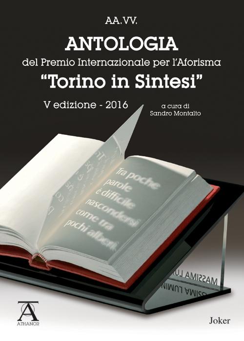 Antologia del premio internazionale per l'aforisma