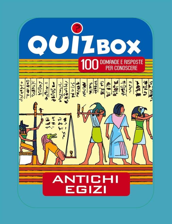 Antichi egizi. 100 domande e risposte per conoscere