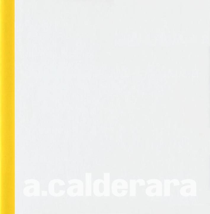 Antonio Calderara. Una luce senza ombre.
