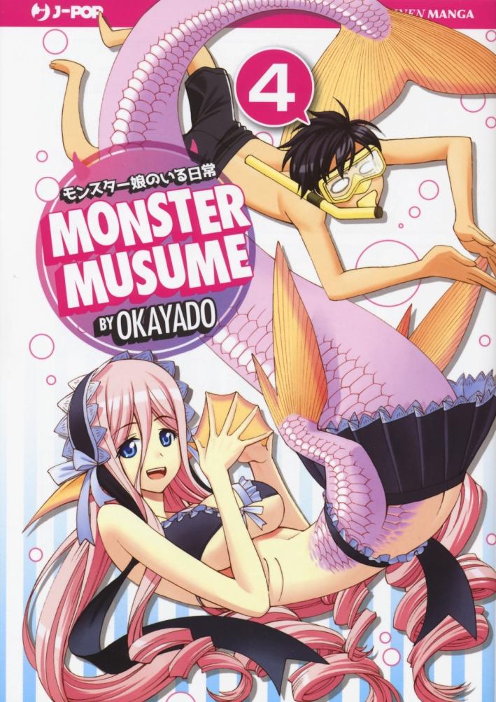 Monster Musume. Vol. 4