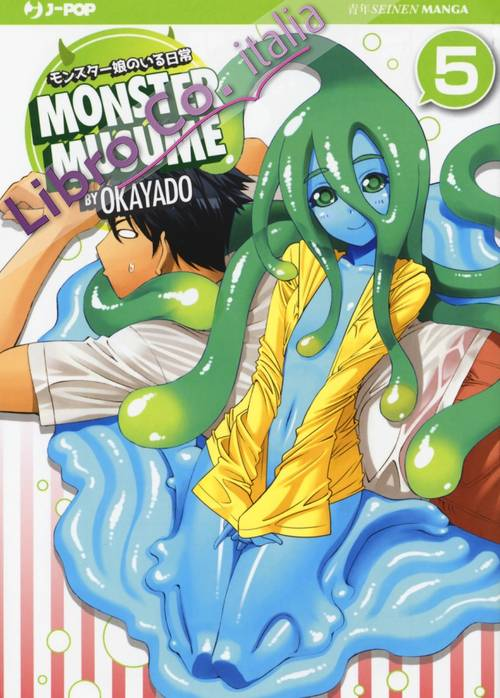 Monster Musume. Vol. 5