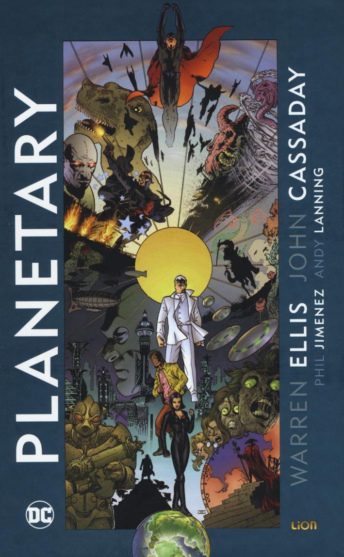 Planetary. Vol. 1