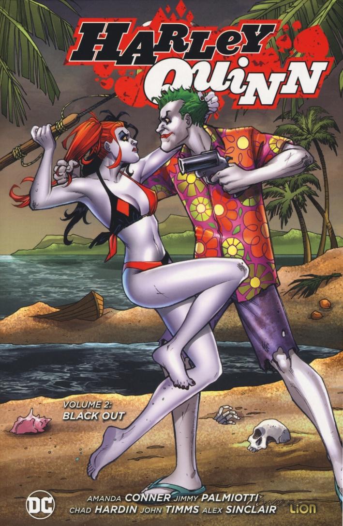 Black out. Harley Quinn. Vol. 2