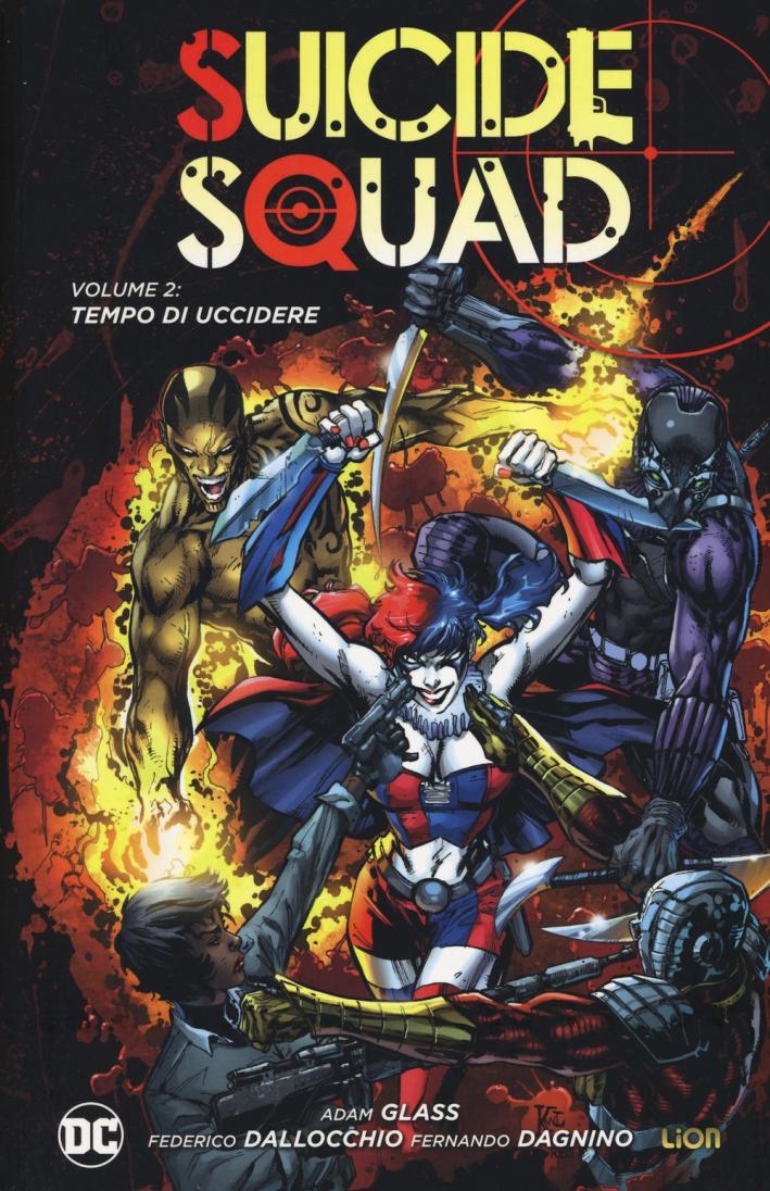 Tempo di uccidere. Suicide Squad. Vol. 2