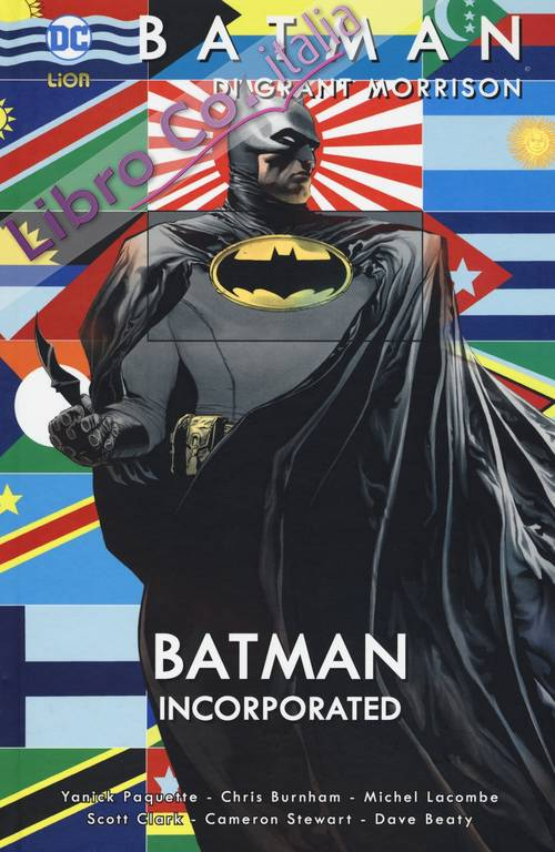 Batman Incorporated. Vol. 9