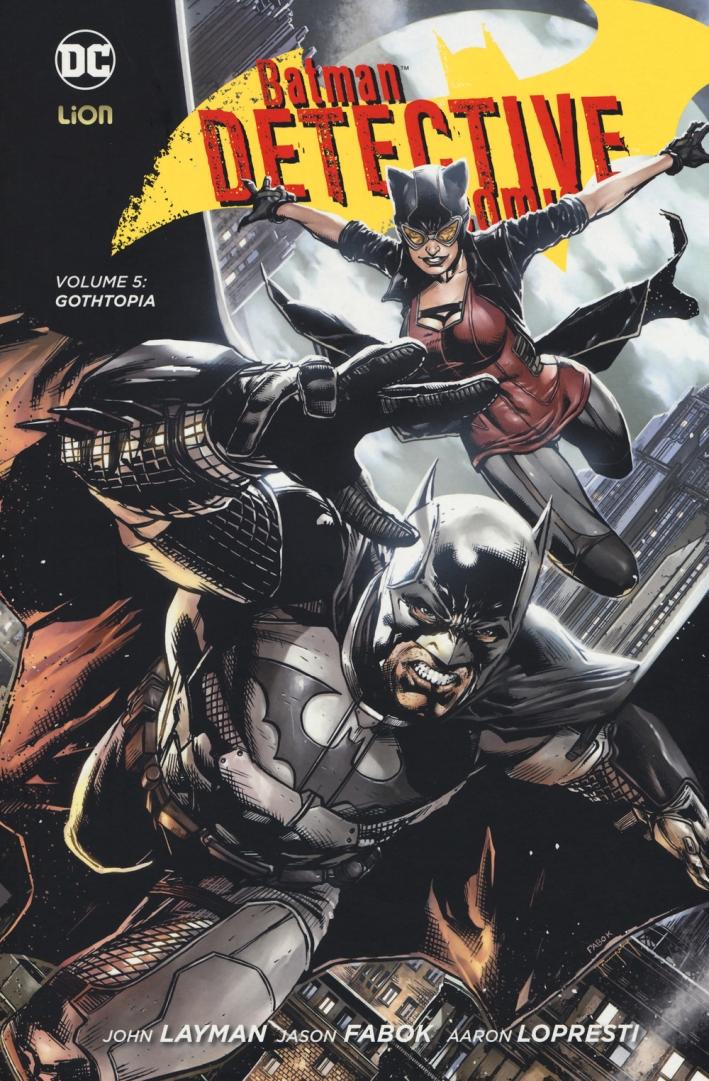 Gothtopia. Batman detective comics. Vol. 5