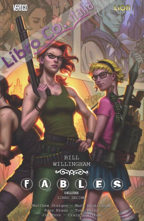 Fables deluxe. Vol. 10